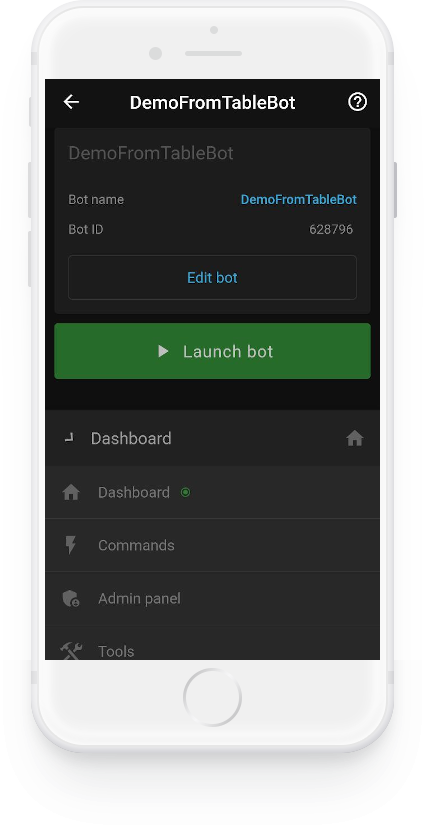 Bots Business - create your own Telegram bot